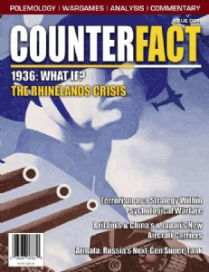 CounterFact Issue 4 - 1936 : What if?